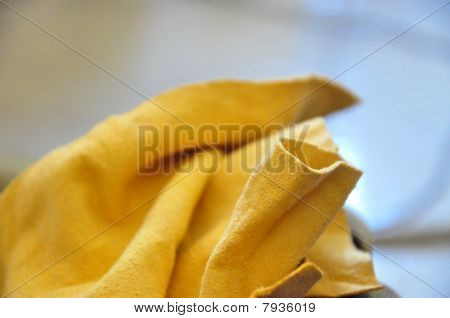 lens chamois cloth