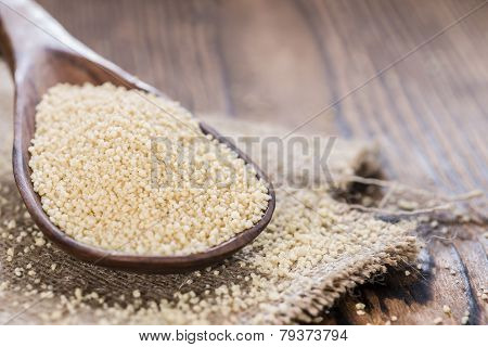 Heap Of Couscous