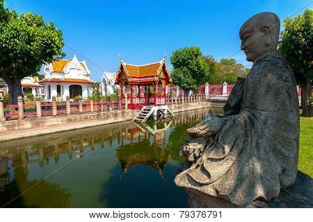 Buddhist Park, Thailand