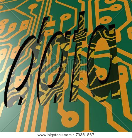 Pcb And Data Word