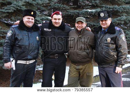 Ukrainian Militia