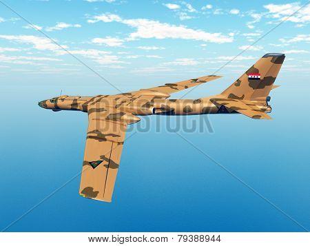 Soviet strategic bomber