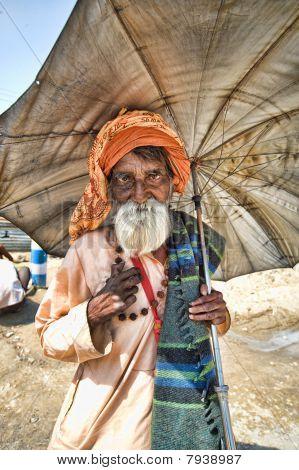 Umbrella Swami