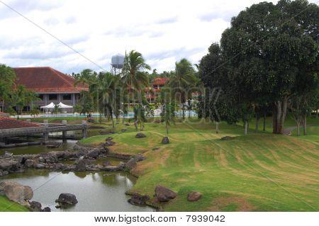 Campo de golfe de Monte Malarayat