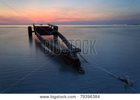 The Boat Trailer At Kon Ao Beach , Rayong, Thailand