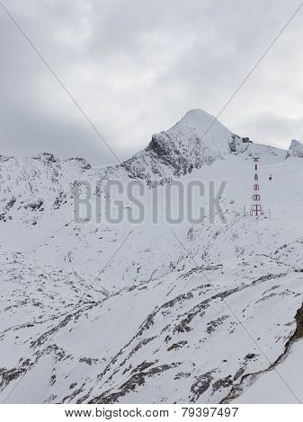 Highest Ski Slope