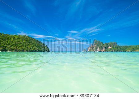 Heaven Getaway Sea Scene