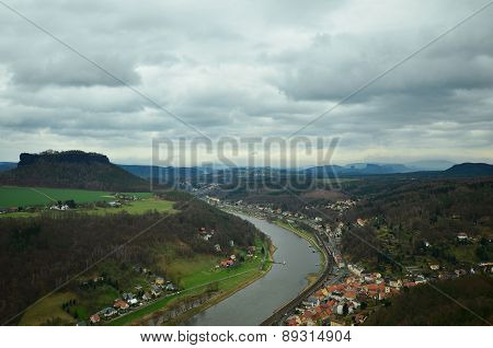 The Elbe Valley