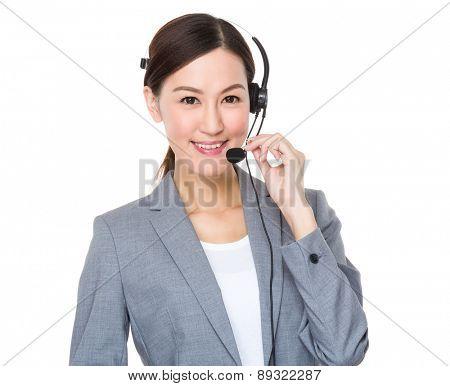Customer services consultant
