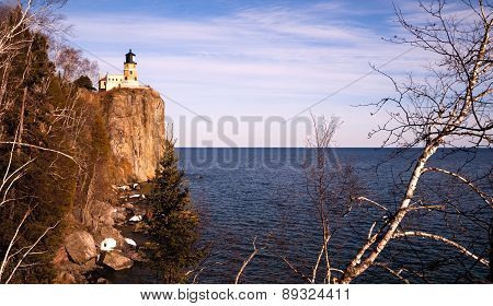 Split Rock Lighthouse Lake Superior Minnesota United States