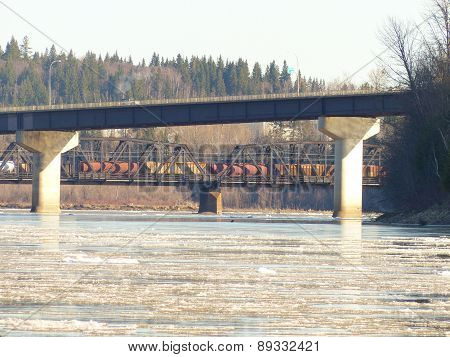 Road, Rail and River