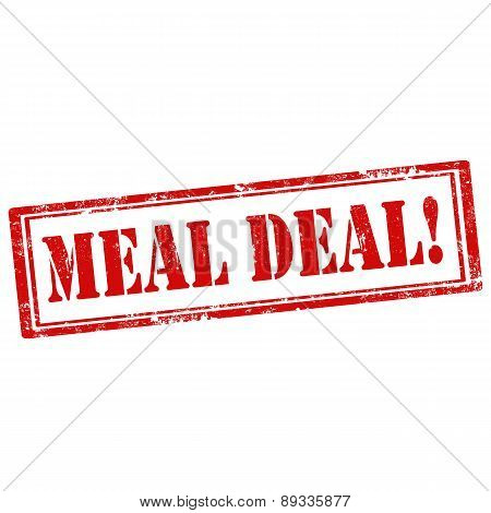 Meal Deal!-stamp