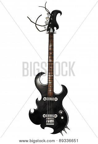 Fantasy Extreme Bass Guitar
