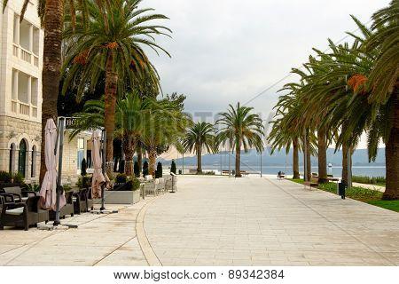 Porto Montenegro. Tivat