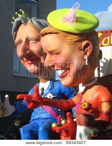Carnival in Belgium 2014