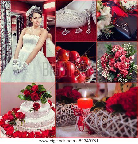 Wedding Photo Set