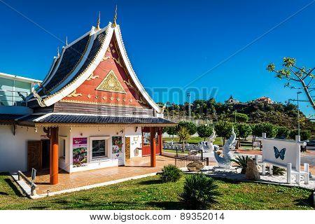 Butterfly Park In Benalmadena