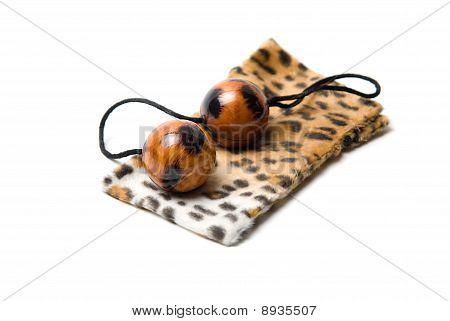 Leopard Vaginal Balls