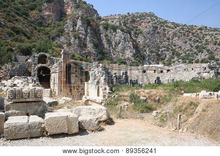 Lycian theater