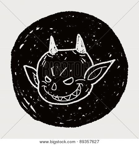 Devil Doodle