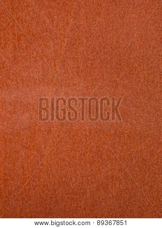 Rust Texture As Metal Plate Background.
