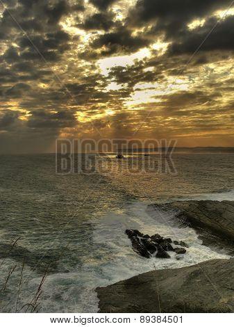 Infinity, Cantabric Sea