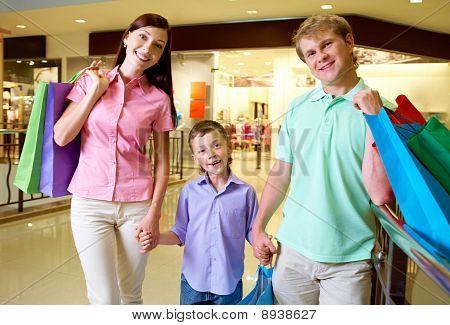 Família de clientes