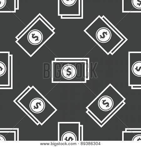 Dollar bank-note pattern
