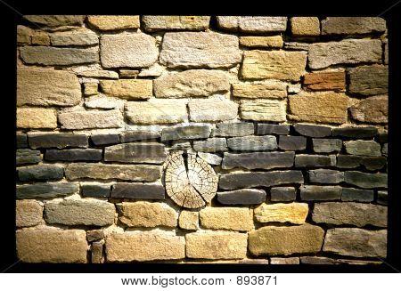 Aztec Ruins Wall