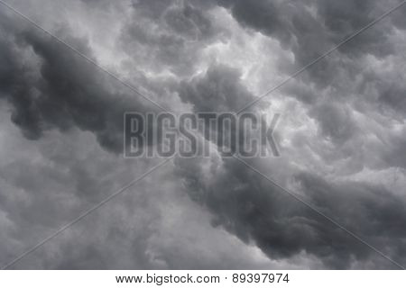 Masses Of Dark Clouds