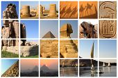 Fabulous Egypt Collage