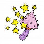 foto of magical-mushroom  - magical mushroom cartoon - JPG