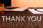 pic of give thanks  - Thank you  - JPG