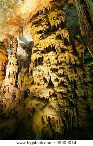 Avshalom Stalactites Cave