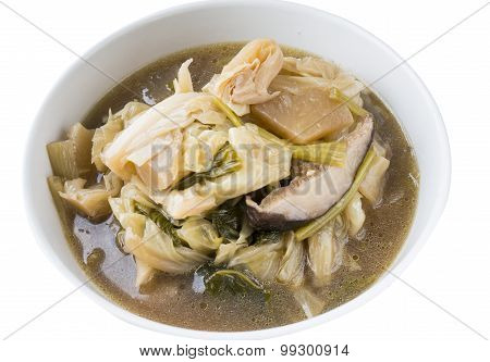 Chinese Vegetable Stew