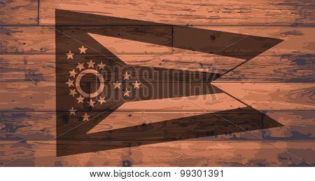 Ohio Flag Brand