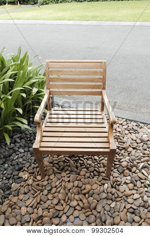 Chair Made From Wood
