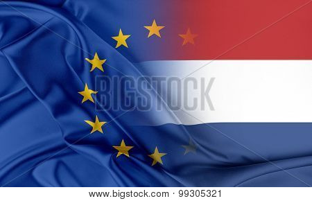 European Union and Netherlands.