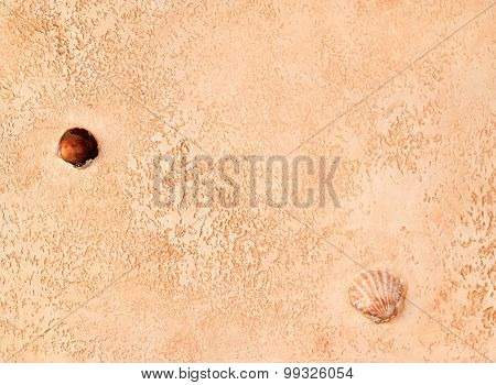 Decorative Plaster Red-pink