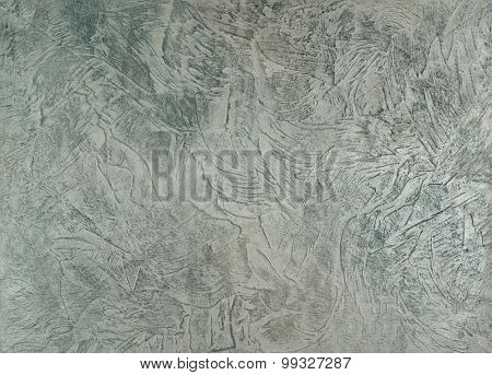 Plaster  Green Color