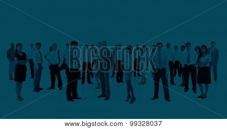 Business Team People Community Organization Concept