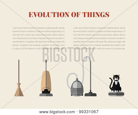 Evolution Page