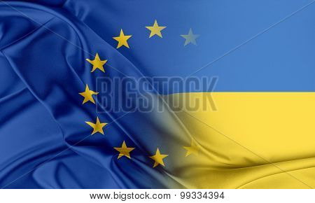 European Union and Ukraine.