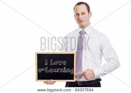 I Love E-learning