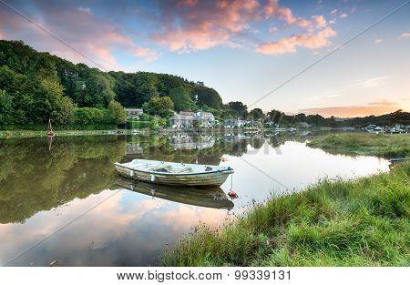 The River Lerryn