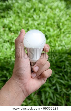 Led Bulb - Energy In Our Hand4