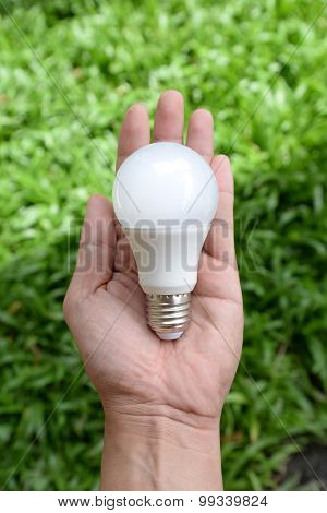Led Bulb - Energy In Our Hand5