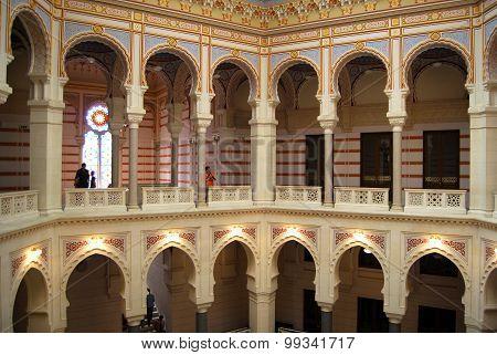 Vijecnica, Sarajevo City Hall and National and University Library SARAJEVO,BOSNIA- JULY 13, 2015