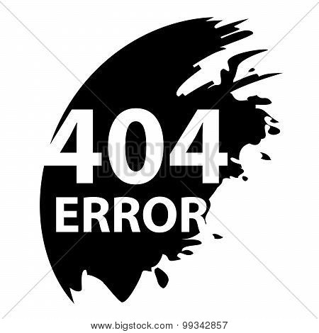 404 Error. Page Not Found.