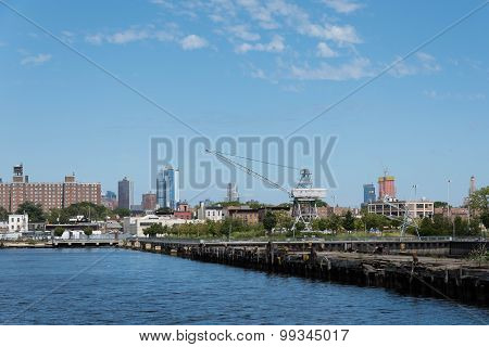 Red Hook Skyline